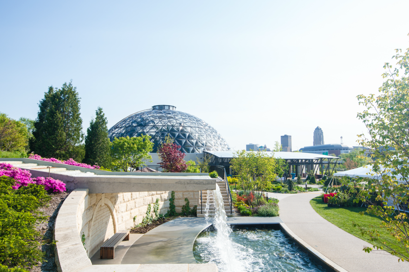 Private Rentals Greater Des Moines Botanical Garden