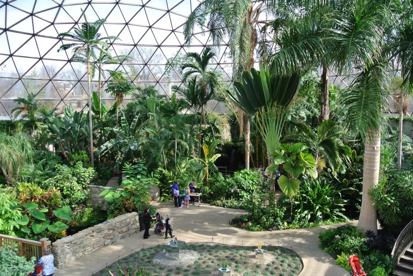 Learn on saturdays greater des moines botanical garden - Bronx botanical garden free admission ...